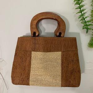 Vintage Minimalist Boho Summer Bag